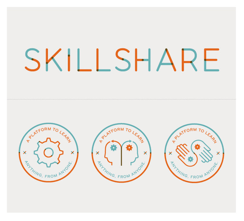 Why Skillshare?