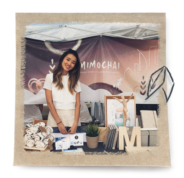 Mimoshop: Recap +Tips From First Craft Fair