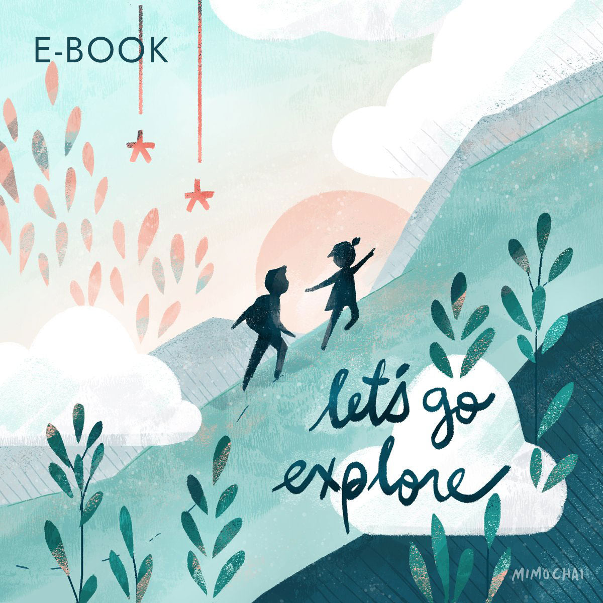 Let's Go Explore eBook