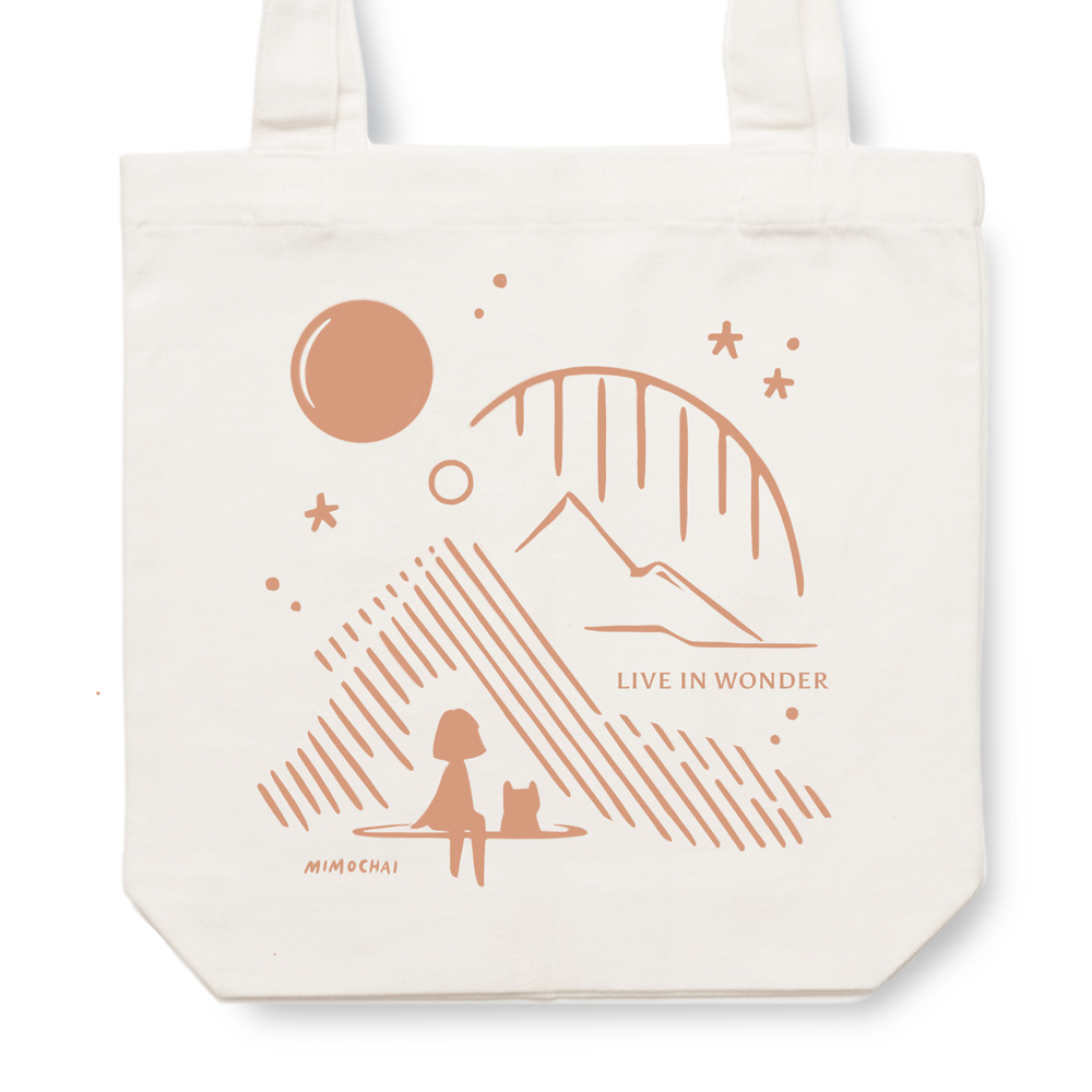 Tote | Live In Wonder (Light)