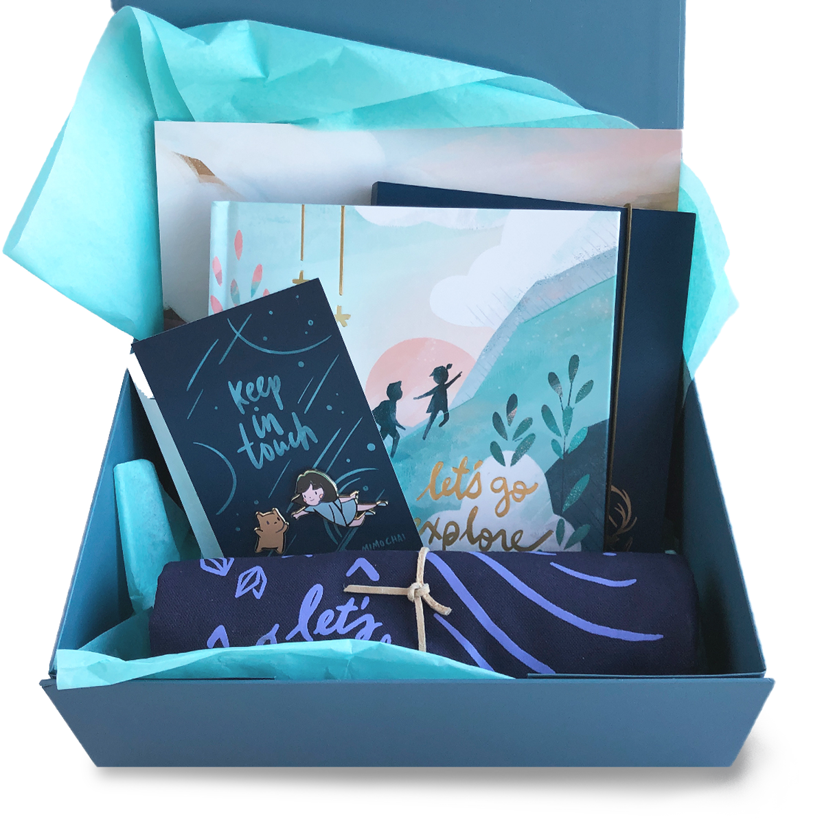 Giftset | LGE Adventure Box