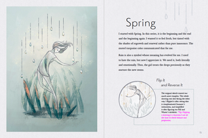 Seasons Process Digital Zine spring section