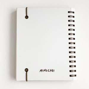 Mimochai Light Notebook