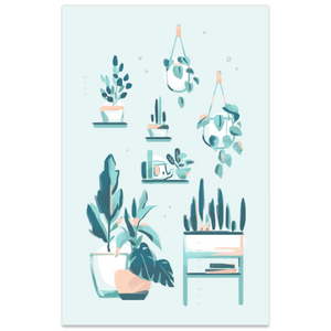 Plant Poster Downloadable