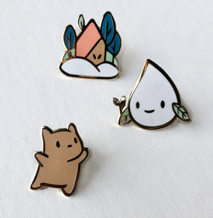 Emme + HSC | Mimochai Official Pins