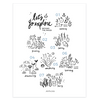 Downloadable | LGE Coloring Journal Sheets
