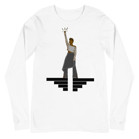 POWER FIST Long Sleeve - Politically Urban
