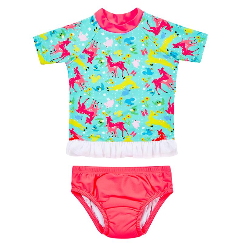 Forest Friends Swim Set