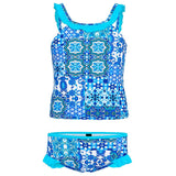 Marrakech Tankini Set
