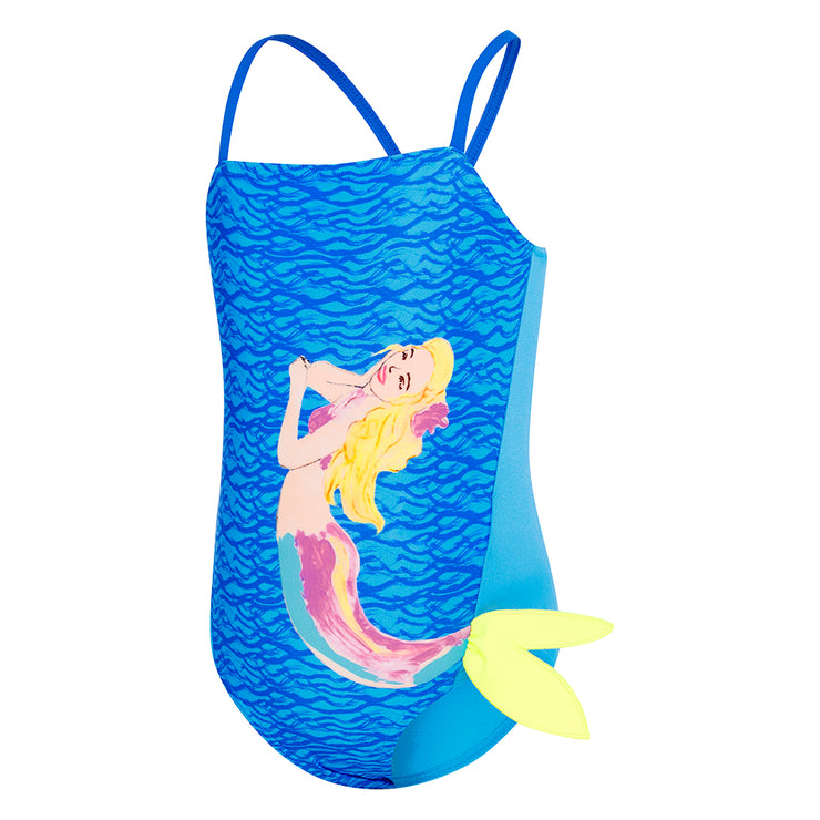 Mermaid Crossback One Piece