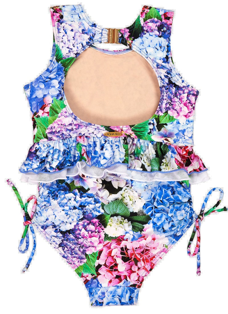 Blossum Frill One Piece