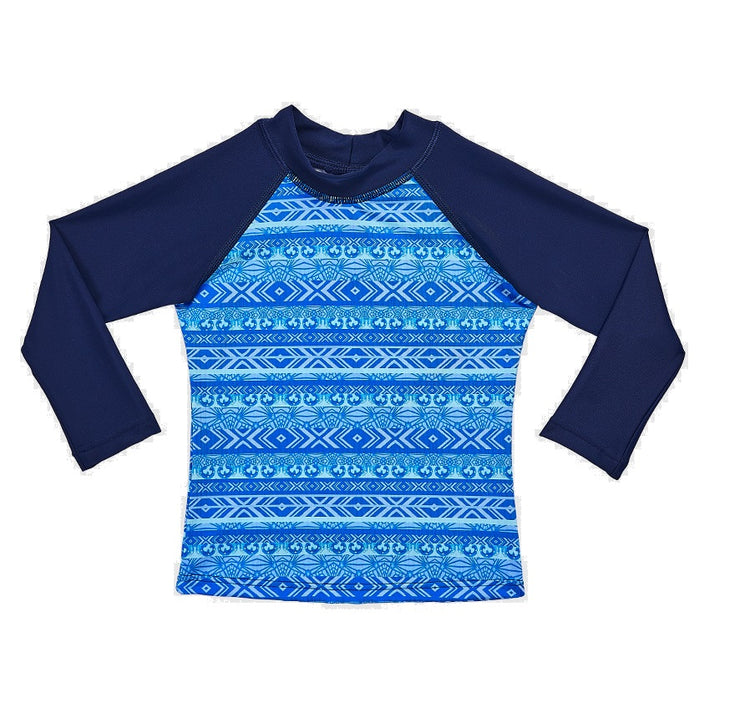 Poseidon Long Sleeve Rash Vest