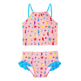 Beach Buddies Frill Tankini
