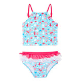 Tea Party Tankini
