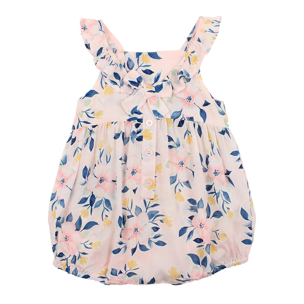 Millie Back Bow Romper