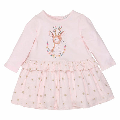Tabitha Deer Dress