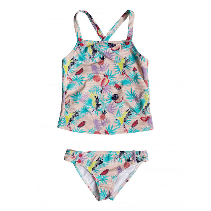 Vintage Tropical Tankini