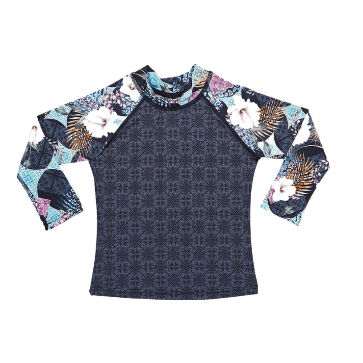 Eros Long Sleeve Rashie