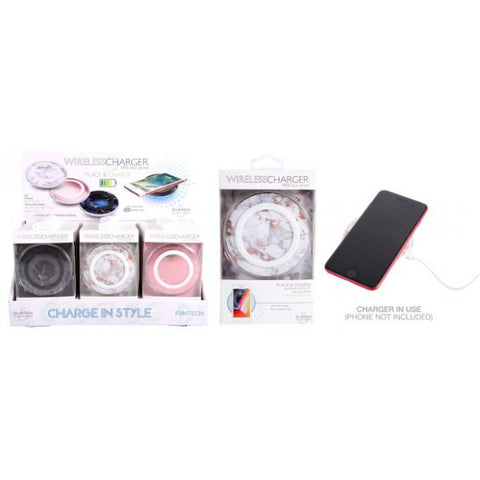 WIRELESS PHONE CHARGER (3) - Gifts R Us