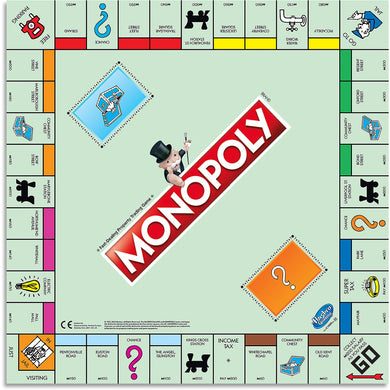 GAME MONOPOLY ADULT - JJs Newsagency plus