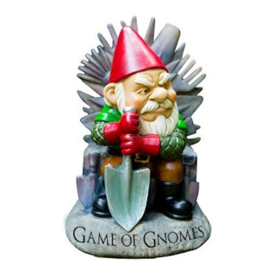 BIGMOUTH GAME OF GNOMES GARDEN GNOME - JJs Newsagency plus