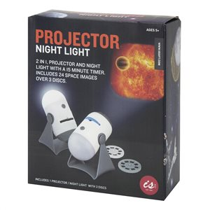 PROJECTOR NIGHT LIGHT SPACE - JJs Newsagency plus