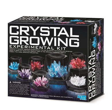4M CRYSTAL GROWING KIT LARGE - JJs Newsagency plus