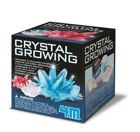 4M CRYSTAL GROWING KIT SMALL - Gifts R Us