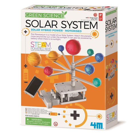 4M GREEN SCIENCE SOLAR SYSTEM - JJs Newsagency plus