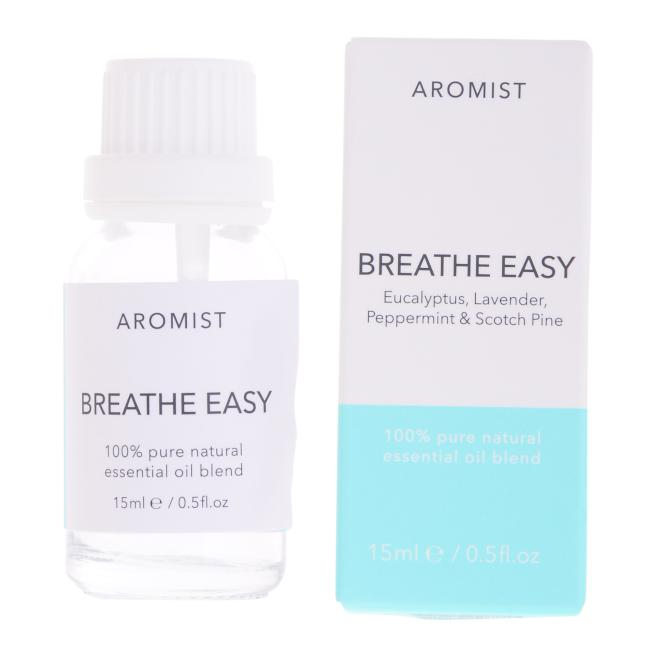 AROMIST OIL BREATHE EASY - JJs Newsagency plus