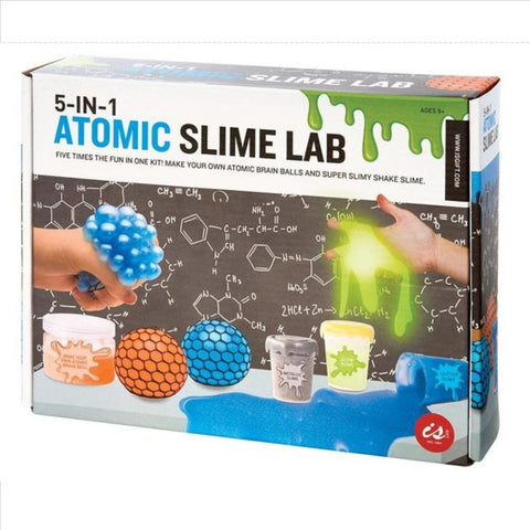 ATOMIC SLIME LAB - Gifts R Us