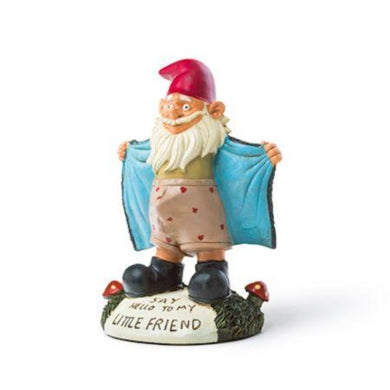 BIGMOUTH PEVERTED GARDEN GNOME - JJs Newsagency plus