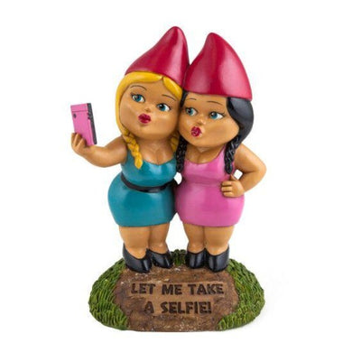 BIGMOUTH THE SELFIE SISTERS GNOME - JJs Newsagency plus
