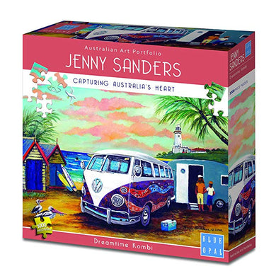 JENNY SANDERS DREAMTIME KOMBI - JJs Newsagency plus