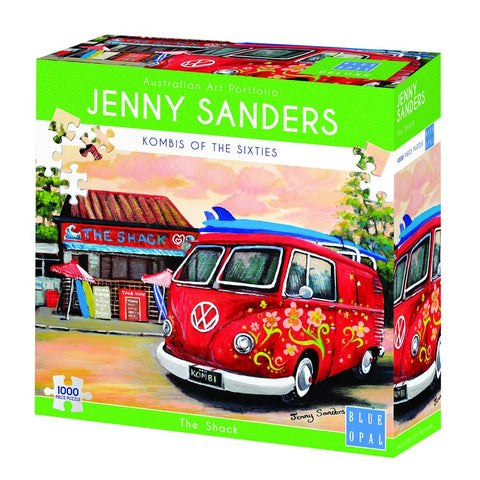 JENNY SANDERS KOMBIS OF THE SIXTIES THE SHACK - Gifts R Us