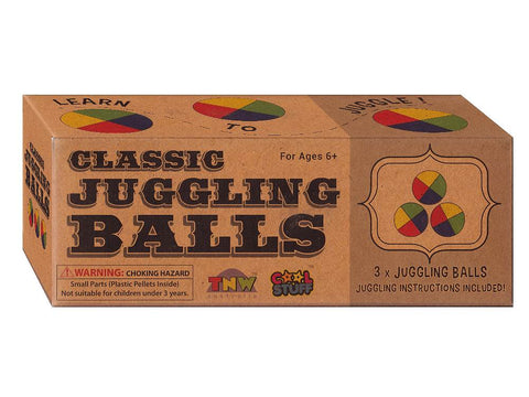 CLASSIC JUGGLING BALLS - Gifts R Us