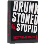 DRUNK STONED OR STUPID EXTREME PACK - JJs Newsagency plus