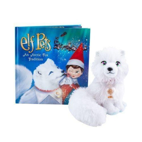 ELF ON THE SHELF ELF PETS - AN ARTIC FOX TRADITION