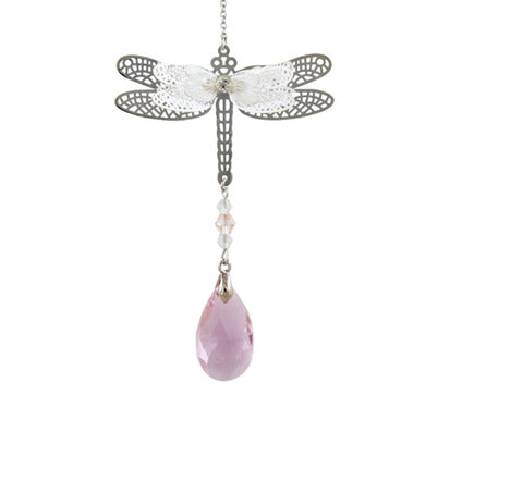 EQB SUN CATCHER DRAGONFLY