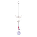 ETERNITY CRYSTL SUNCATCHER ANGEL - Gifts R Us