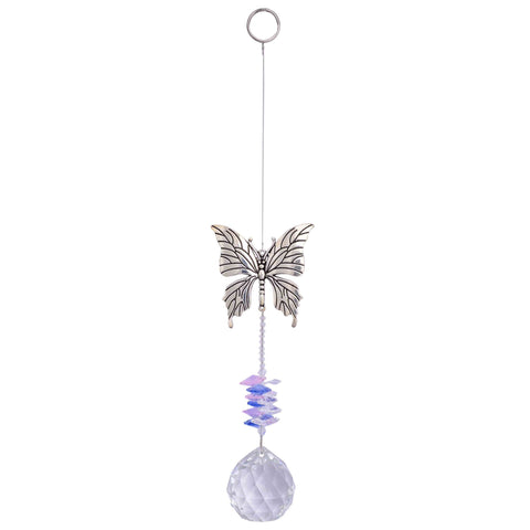 ETERNITY CRYSTL SUNCATCHER BUTTERFLY - Gifts R Us