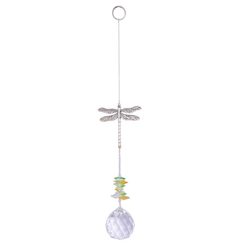 ETERNITY CRYSTL SUNCATCHER DRAGONFLY - Gifts R Us