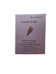 EQUILIBRIUM SENTIMENT PIN GUARDIAN ANGEL - Gifts R Us