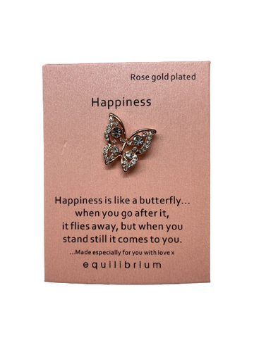 EQLB SENTIMENT PIN HAPPINESS - JJs Newsagency plus