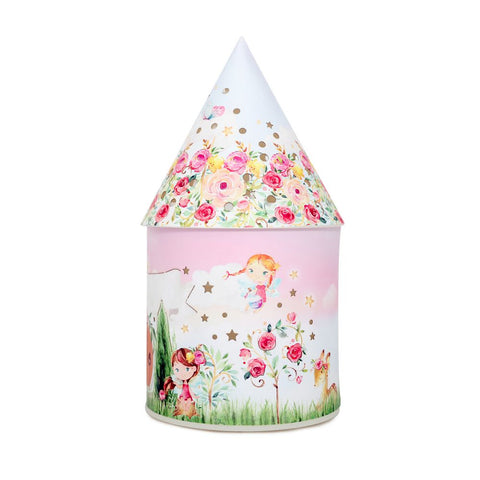 FAIRY LIGHT UP HOUSE - Gifts R Us