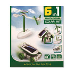 6 IN 1 SOLAR KIT - Gifts R Us