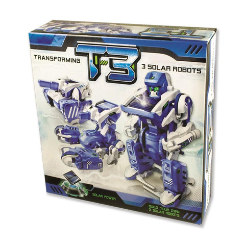 T3 TRANSFORMING ROBOT - Gifts R Us