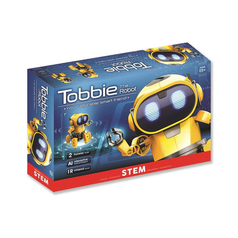 CIC TOBBIE THE ROBOT - Gifts R Us
