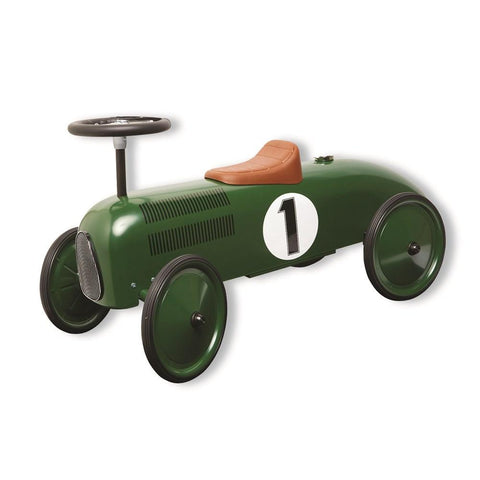 JOHNCO SPEEDSTER BRITISH RACING GREEN - Gifts R Us