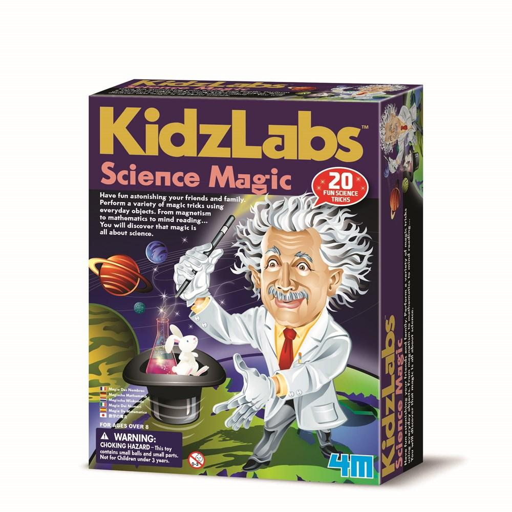 4M - SCIENCE MAGIC - JJs Newsagency plus